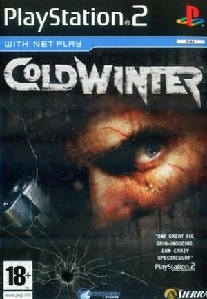 Cold Winter - Image: Cold Winter PS2
