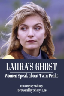 <i>Lauras Ghost</i> 2020 book written by Courtenay Stalling