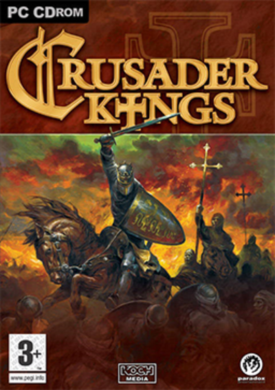 Picture of a game: Crusader Kings