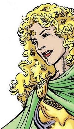 Antiope (comics) - Image: DC Antiope