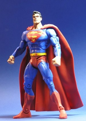 DC Superheroes (toys) - Image: DC Superheroes Series 2 Superman