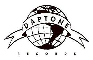 Daptone Records - Image: Daptone Records logo