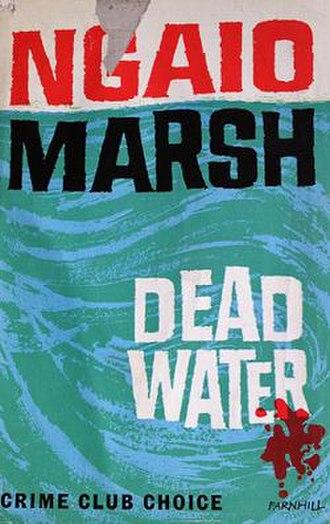 Dead Water (novel) - First edition