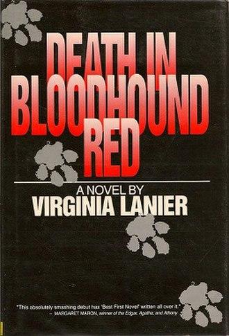 Death in Bloodhound Red - Image: Death in Bloodhound Red