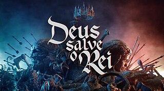 <i>Deus Salve o Rei</i> Brazilian telenovela