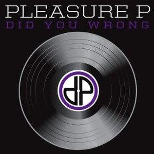 Did You Wrong - Image: Did You Wrong