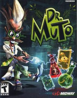 <i>Dr. Muto</i> 2002 video game