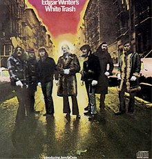 Edgar Winter's White Trash (album cover).jpg