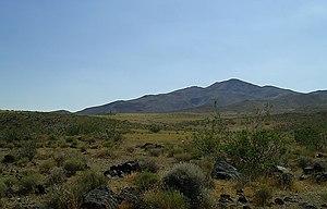 El Paso Mountains Wilderness - El Paso Mountains