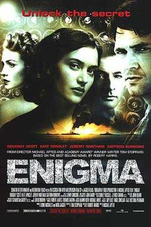 Enigma 2001 Film Wikipedia