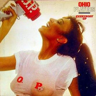 Everybody Up - Image: Everybody Up Ohio Players