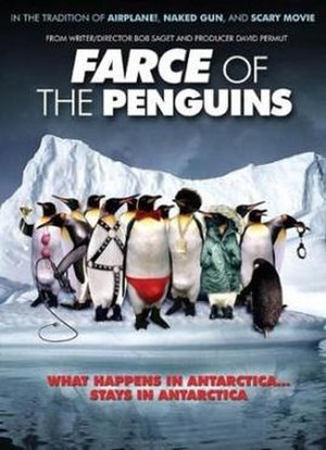 Farce of the Penguins - DVD cover
