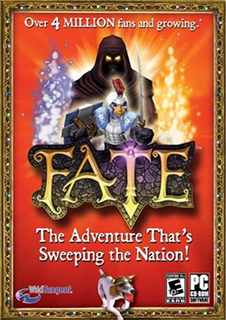 <i>Fate</i> (video game) action role-playing video game