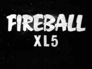 <i>Fireball XL5</i> British childrens TV series