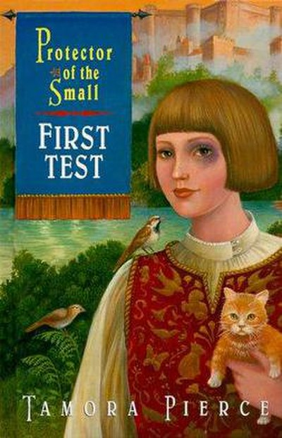 Picture of a book: First Test