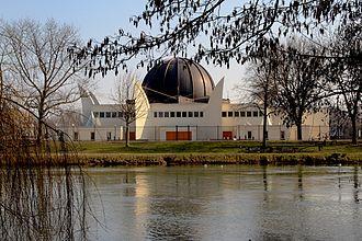 Strasbourg Mosque - Strasbourg Mosque