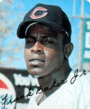 Frank Baker (outfielder) - Frank Baker, Topps 1971