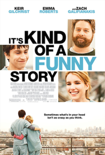 <i>Its Kind of a Funny Story</i> (film) 2010 film by Ryan Fleck, Anna Boden