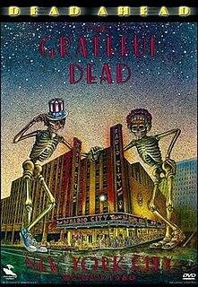 <i>Grateful Dead: Dead Ahead</i> 1981 American film directed by Len DellAmico