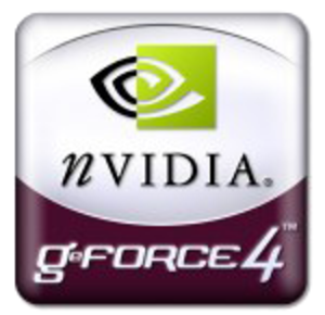 GeForce 4 series - GeForce 4 logo