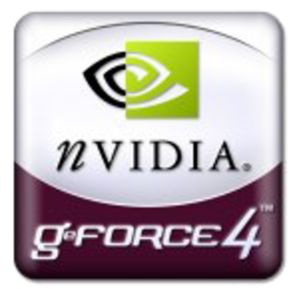 GeForce 4 series - GeForce 4 logo