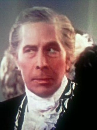 George Arliss - George Arliss in The House of Rothschild (1934).