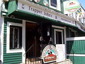 George Street (St. John's) - Trapper John's, George Street, St. John's