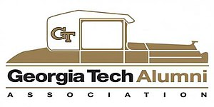 Georgia Tech Alumni Association - Image: Georgia Tech Alumni Association logo