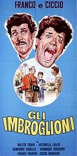 <i>The Swindlers</i> (1963 film) 1963 film directed by Lucio Fulci