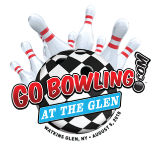 Go Bowling at The Glen Auto race held in Watkins Glen, United States