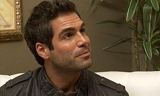 Griffin Castillo - Jordi Vilasuso as Griffin Castillo