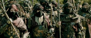 Harad - Haradrim in The Lord of the Rings: The Two Towers