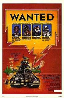 <i>Heartbeeps</i> 1981 film by Allan Arkush