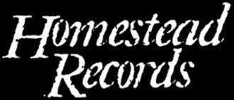 Homestead Records - Image: Homestead Records Logo