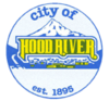 Official seal of Hood River, Oregon