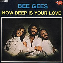 Bee Gees — How Deep Is Your Love (studio acapella)