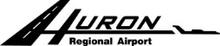 Huron Regional Airport (logo).png