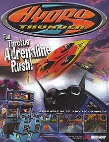 Hydro Thunder Wikipedia