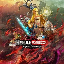 Hyrule Warriors Age Of Calamity Wikipedia