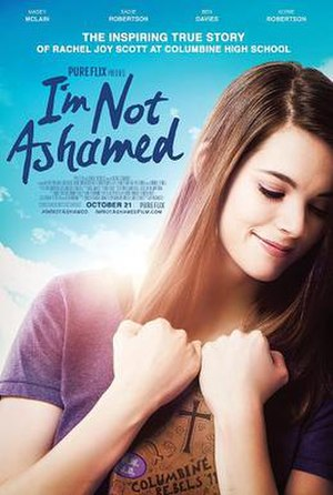 I'm Not Ashamed - Theatrical release poster