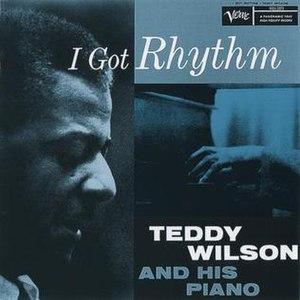 I Got Rhythm (album) - Image: I Got Rhythm (album)