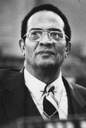 Ike Thompson - Ike Thompson in 1981