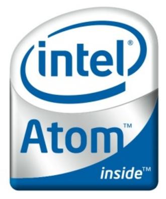 Intel Atom - Intel Atom logo 2008