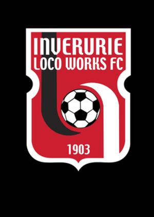 Inverurie Loco Works F.C. - Image: Inverurie Loco Works F.C. logo
