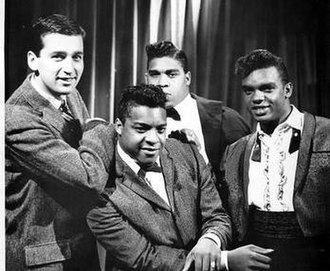 The Isley Brothers - The Isley Brothers with Clay Cole on The Clay Cole Show in 1962