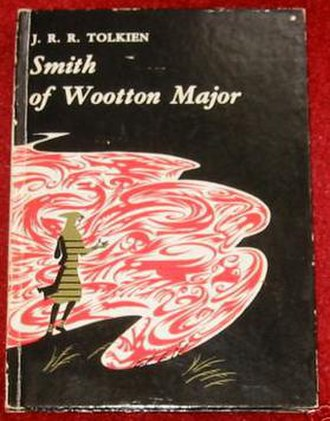 Smith of Wootton Major - First edition cover