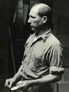 Jack Tworkov Polish-American painter