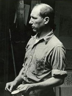 Jack Tworkov - Tworkov circa 1950
