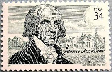 James Madison3 2001 Issue-34c