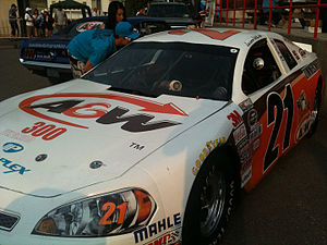 NASCAR Pinty's Series - Jason White's Chevy